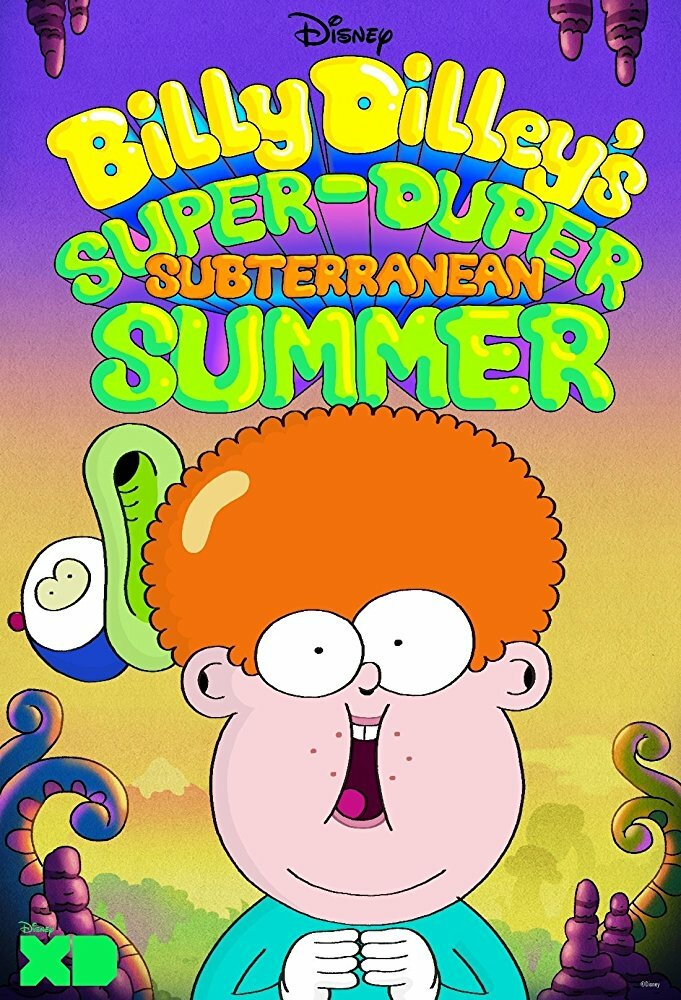 Billy Dilley's Super-Duper Subterranean Summer (2017)